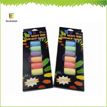 kids learning school colored big jumbo chalk