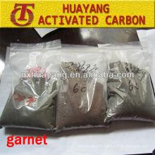 HY-PC872 Toutes sortes de grenat de grenaillage de taille de particule