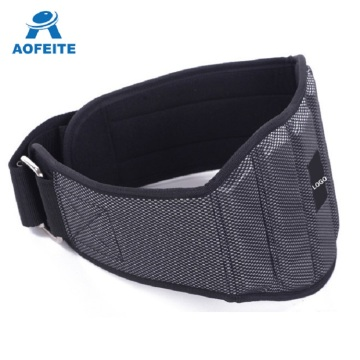 Adjustable Nylon Kustom Neoprene Weight Lifting Belt