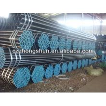 Aço carbono Tubo sem costura ASTM A106 Gr B / S355 JR2