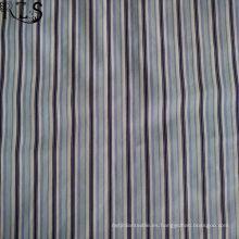 Tela teñida hilado del popelín de algodón 100% para las camisas / el vestido Rls50-26po