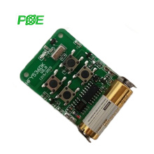 1 layer 2 layers FR4 Consume Electronic PCBA for Remote Control PCB Assembly