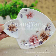 Trade Assurance Supplier Porcelain Enameled China Plate