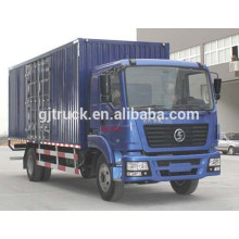 4X2 lecteur 15T Shacman van camion / Shacman fourgon camion / Shacman van camion de transport / Shannqi fourgon camion de transport / camion de fret