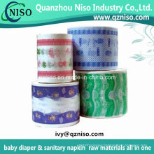 China PE Lamination Film Back Sheet for Baby Diaper for Sale