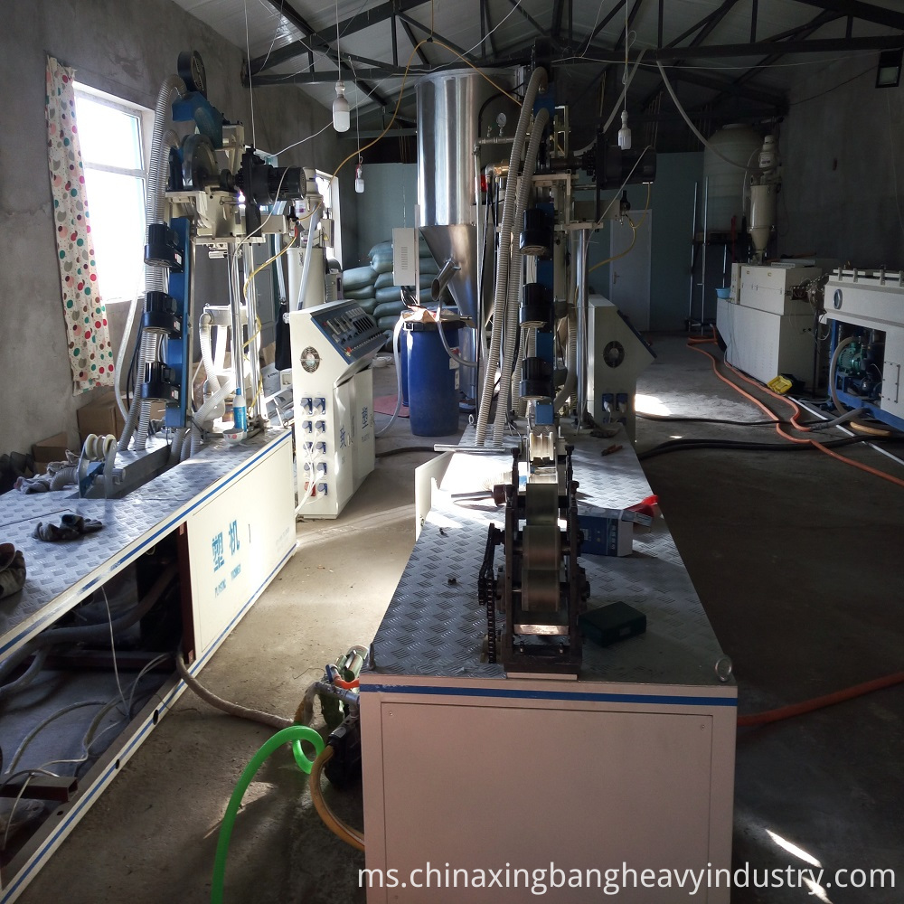 High Quality Pvc Profile Extrusion Machine