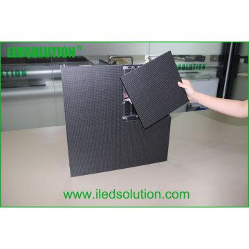 P3.91 Tela LED para locação de serviço interno