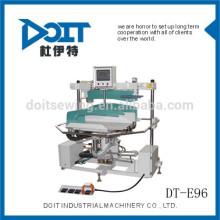 Máquina de Prensa de Costura Dupla de Manga Dianteira Carrossel DT-E96