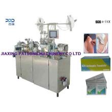 Neuzugang-automatische vier Seiten-Feuchtpflegetücher, die Maschine machen
