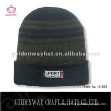 Chapeaux tricotés classiques
