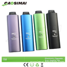 china e cig dry herb pax vaporizer Hot in the USA market