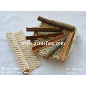 supply cassia whole split