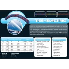 Varios tamaños T21-Racing Halyad / Sheet & Control Rope para Racing / Keel Boat / Multihull