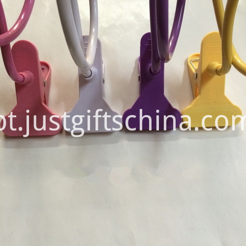 Promotional Gooseneck Flexible Long Arms Mobile Phone Display Stand _1