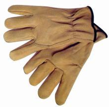 Pig Split Leather Safety Gloves