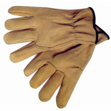Pig Split Leather Safety Glove