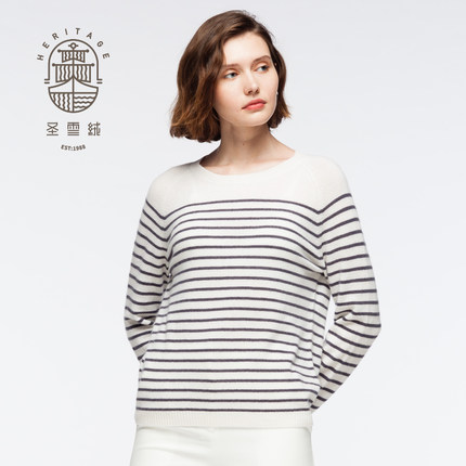 Kvinnors Cashmere Spring Sweater