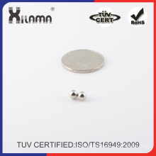 Permanent Strong Neodymium Small Ball Shaped Magnets