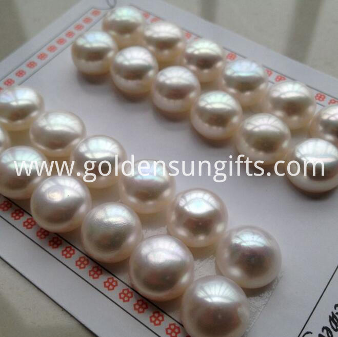 Big White Pearl Loose Beads