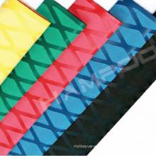 2018 Qualidade Superior Colorido Heat Shrink Grip & Non Skid Shrink Tubing