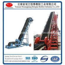 Big Angle Sidewall Rubber Conveyor Belt