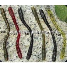 Hot sell soft pesca isqueiro macio 11cm / 3.8g