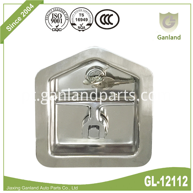 Drop T Folding Lock GL-12112