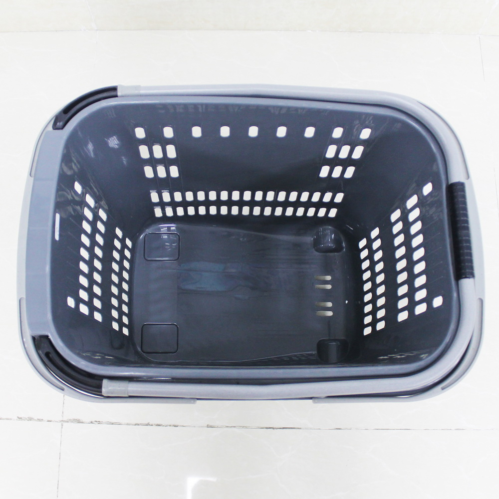 plastic shopping basket 6