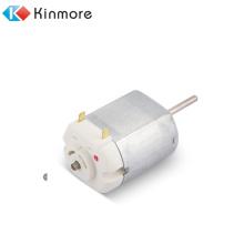 20 milímetros de diâmetro 12v dc eixo duplo motor de brinquedo RC com tampa de plástico