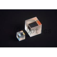 Cubo de divisor de haz de sílice fundido de grado óptico de UV de China