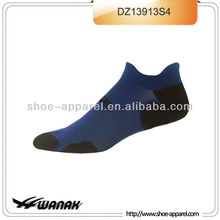 Calcetines de tobillo 2013 de la marca conocida China, calcetines corrientes, calcetines de élite