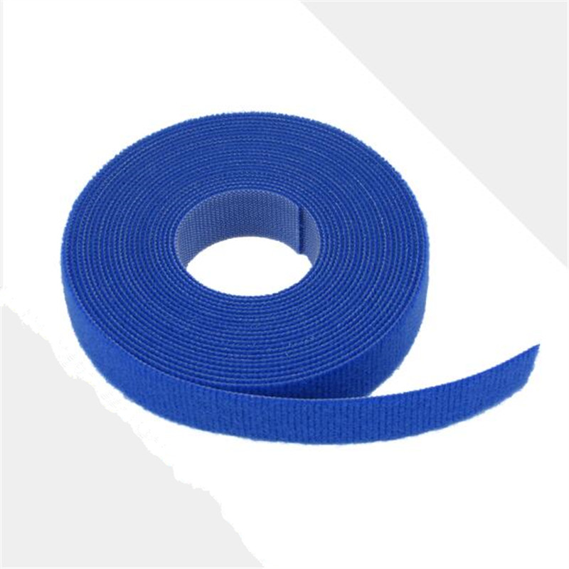 50mm Blue Velcro