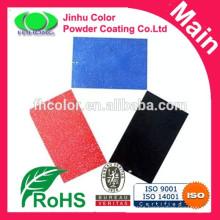 Electrostatic epoxy powder coating