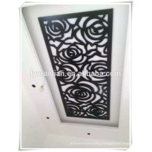 mdf wood grille panels