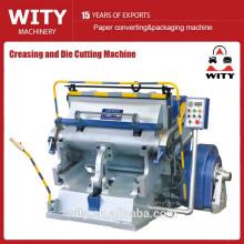 Máquina de corte e estampagem