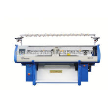 single system computerized flat bed knitting machine (GUOSHENG)