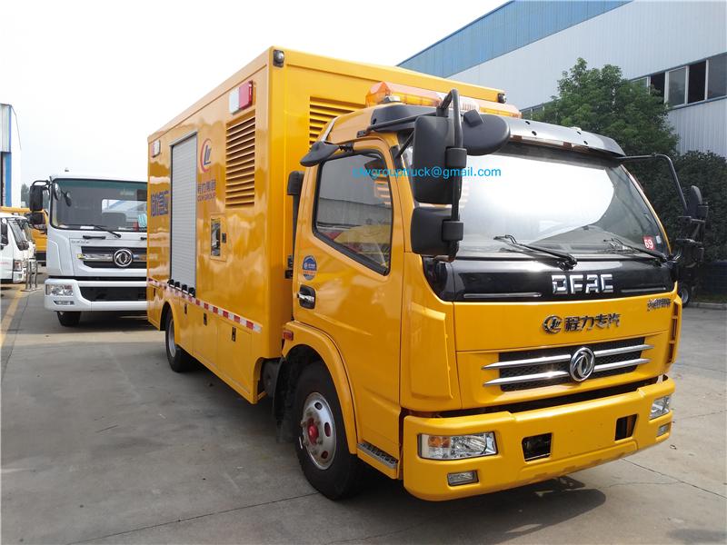 China Truck 1