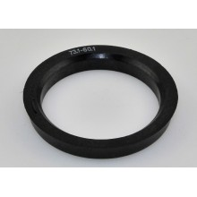 Forged 6063 Plastic Wheel Hub Centric Ring