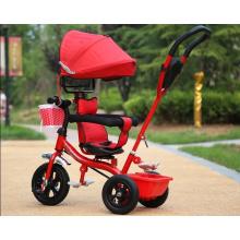 Triciclo barato al por mayor de los niños del triciclo del bebé de Trike de los niños