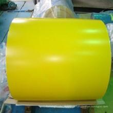 PPGI cor revestido pré-pintados bobina de aço galvanizado para a parede do telhado
