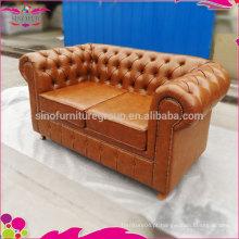 NOVO Design de fábrica preço inferior sofá PU conjunto para sala de estar
