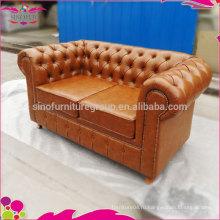 НОВЫЙ дизайн фабрики нижнего ценового набора PU диван для гостиной
