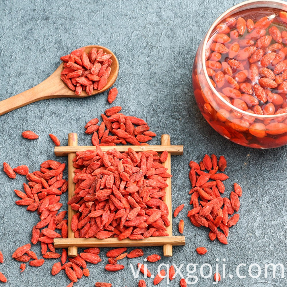 Organic Goji Berries with Vitamin C