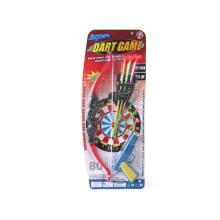 Plastic Bow and Arrow with Soft Bullet Gun (10221527)