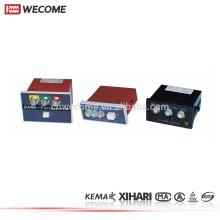 KEMA a témoigné l'affichage de tension de commutateur de mise à la terre de moyenne tension de l'appareillage 12KV
