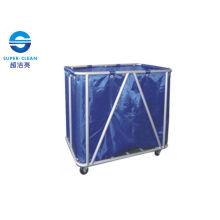 Multifunções carrinho grande lavanderia