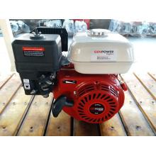 Moteur à essence de qualité Fusinda 6.5HP, moteur de réduction 1/2 avec embrayage centrifuge (arbre de clavette)