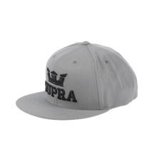 A forma personaliza os chapéus lisos do Snapback
