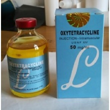 Oxytetracycline Veterinary Injection 5% Livestock Drugs