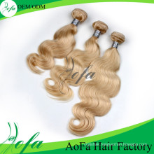 2015 Aofa Top Quality Remy Virgin Loose Wave Hair Weave